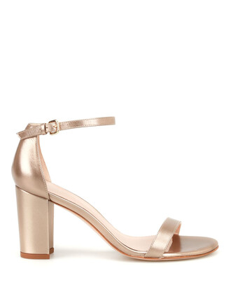 sandals nude sandals nude gold shoes