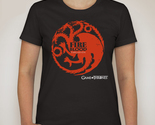 T46 Custom Women TShirt Targaryen Fire & Blood Dragon - T-Shirts & Tank Tops