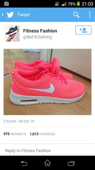 bright pink air max