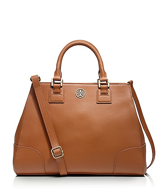 Tory Burch Robinson Triangle Tote  : Women's Totes | Tory Burch