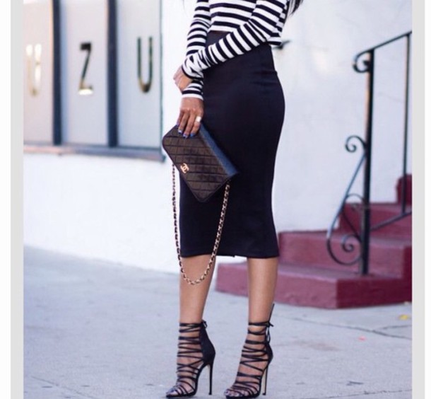 shoes strappy heels black shoes