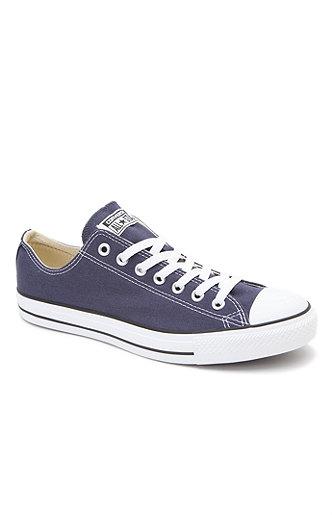 Converse Chuck Taylor Navy Sneaker at PacSun.com