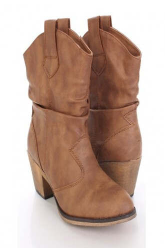 shoes boots womens girls country leather