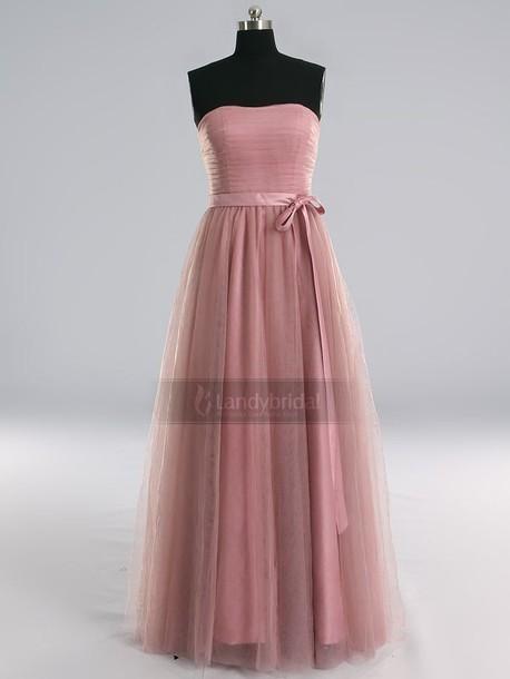 dress パーティードレス ブライズメイドドレス フロアレングス