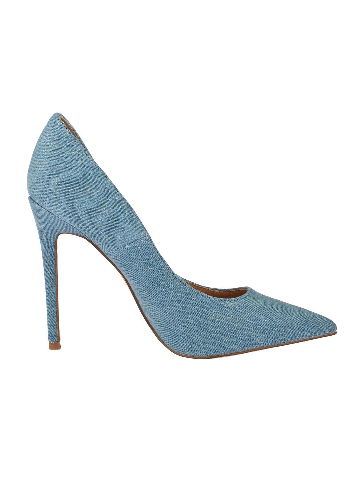 Serum pointed pumps blue denim at prima donna