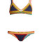 Tasmin crochet-trimmed triangle bikini