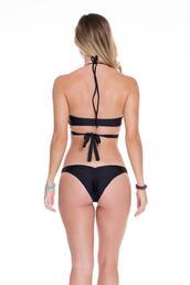 swimwear,bikini bottoms,black,brazilian,luli fama,bikiniluxe