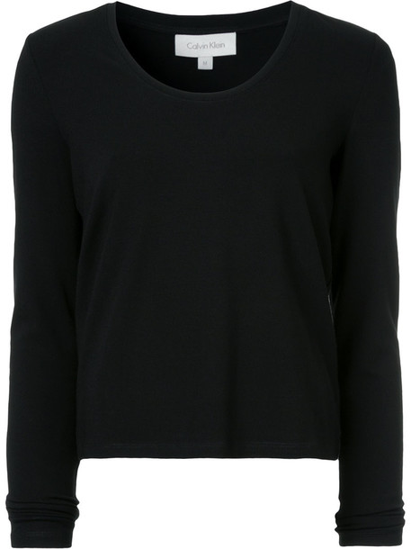 t-shirt shirt t-shirt women spandex black top