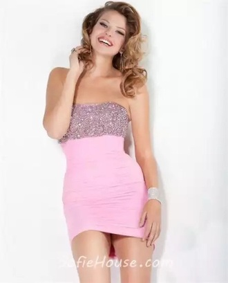 dress homecoming pink short dress pink dress homecoming dress