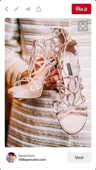 shoes gold sparkle louis vuitton