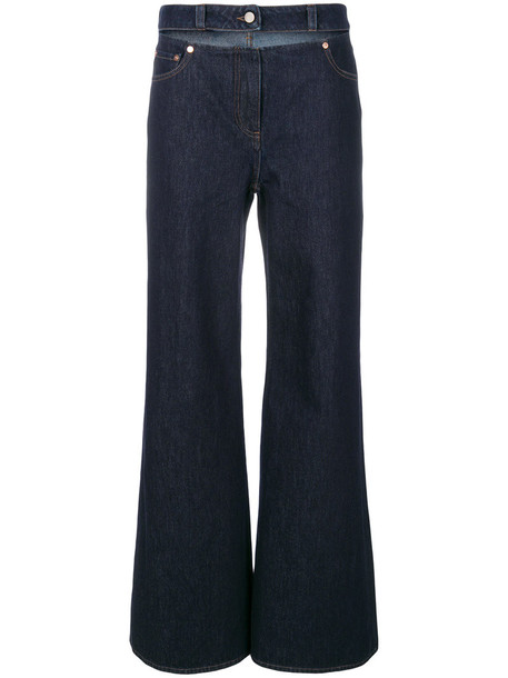 Valentino jeans women cotton blue