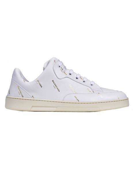 Balenciaga sneakers white shoes
