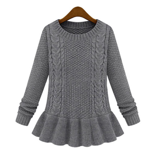 sweater retro pure color cardigan grey knitted cardigan gray knitted cardigan gray cardigan