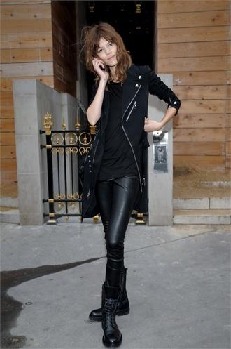 jacket biker jacket black jacket zipper jacket assymetrical zipper