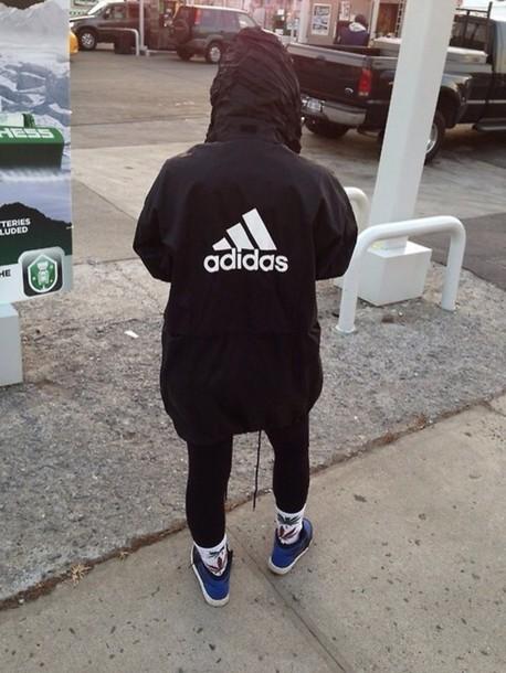 Jacket adidas black windbreaker blouse adidas jacket urban swag adidas varsity jacket ...