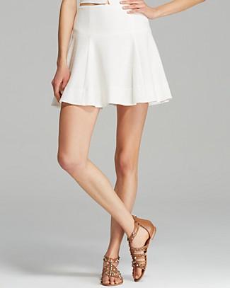 Nanette Lepore Skirt - Smitten | Bloomingdale's