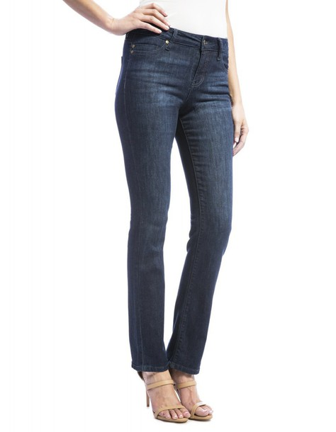 Liverpool jeans straight jeans vintage dark