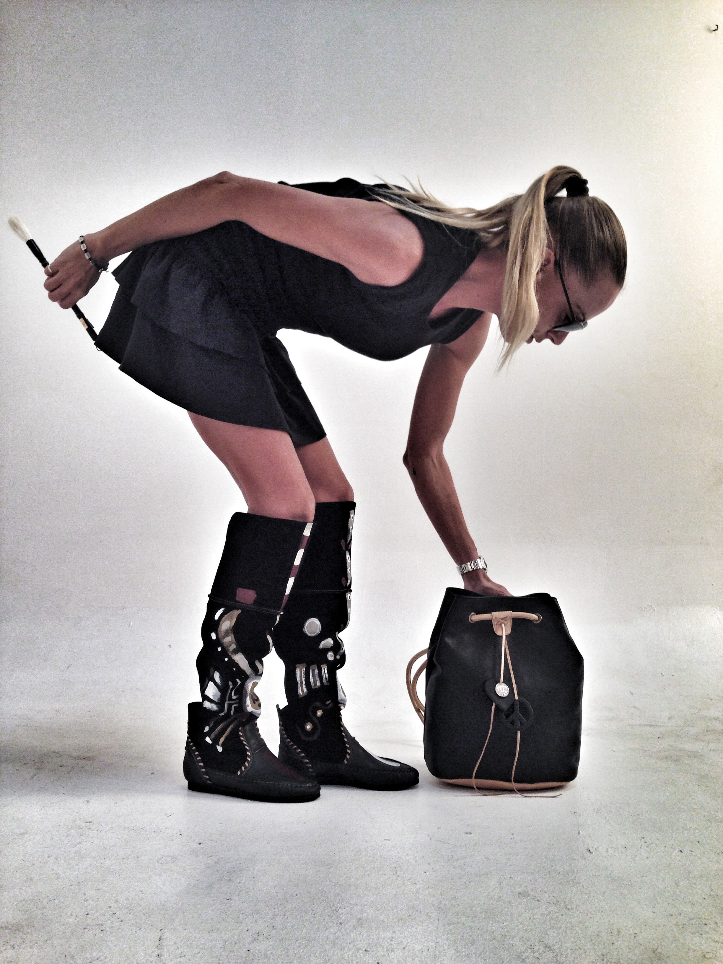 exclusive boots for woman, botas exclusivas mujer