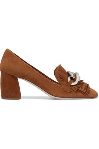 suede pumps pumps suede tan shoes