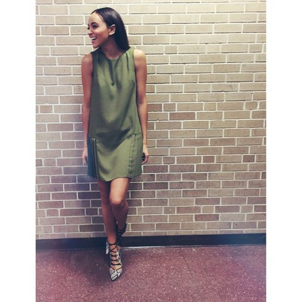 dress ashley madekwe