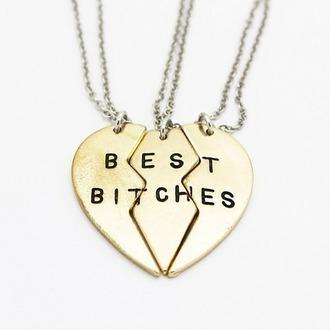 jewels best bitch one heart friends