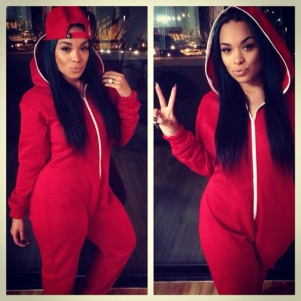 Dress: red- hat- snapback- onesie- dope- trill- last king- last ...
