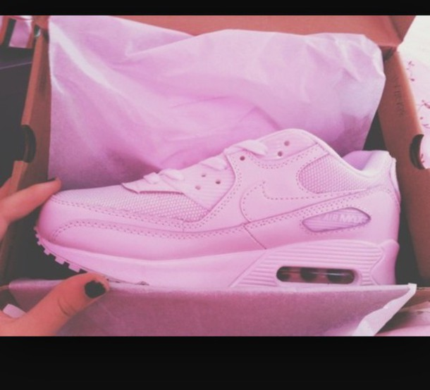 Nike Air Max Pastell