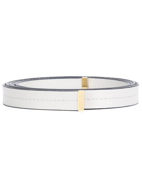 MARNI classic belt grey