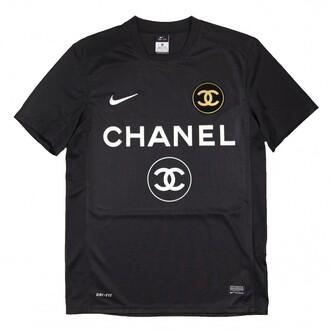 shirt nike chanel