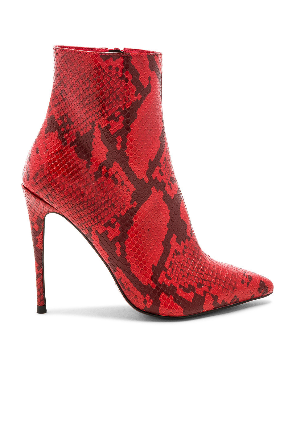 by the way. Amber Bootie in red