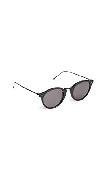 Illesteva Portofino Sunglasses in black / grey