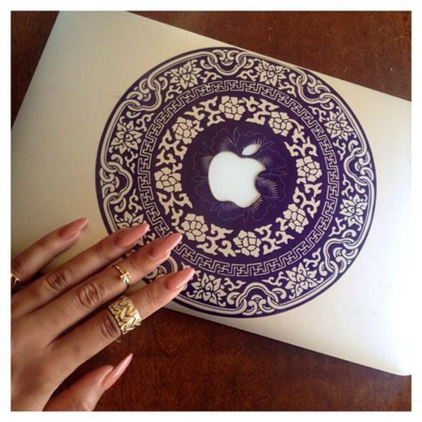Amazon Co Uk Arabic Mandala Macbook Sticker Explore