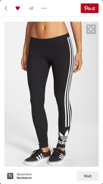 leggings adidas adidas superstars adidas originals adidas tracksuit workout leggings black leggings sports leggings black black pants white 3 stripes women original workout gym canada international shipping logo real small pants gym pants yoga pants