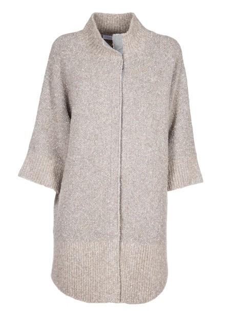 Fabiana Filippi coat brown