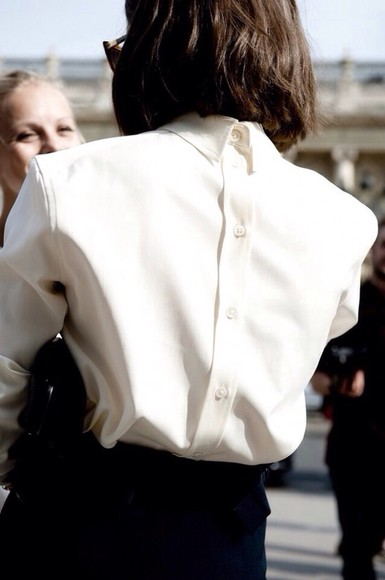 shirt button up blouse white shirt collared shirts