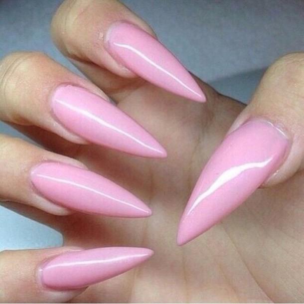 nail accessories pink nail polish