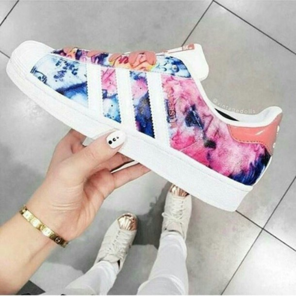 huge selection of b986d 61072 ... wholesale adidas superstar colors pink 739a4 4629f