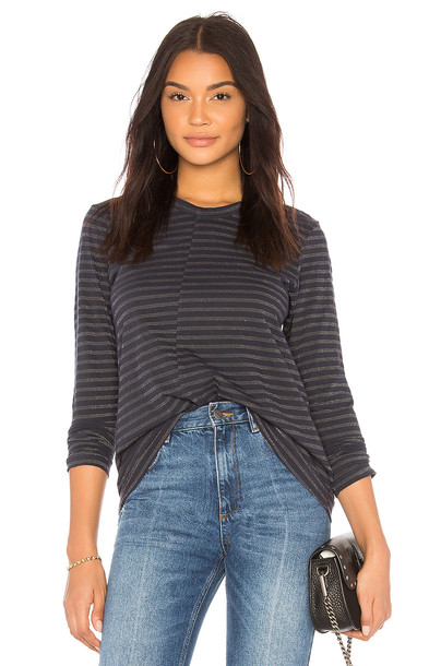 Wilt navy top