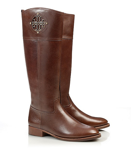 Kiernan 35mm Riding Boot- Finni Veg Leather  | Womens Sale