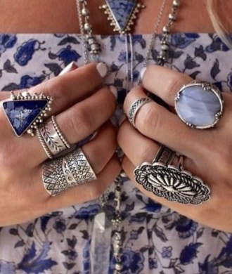 jewels ring oversized rings stone silver big rings jewelry boho boho chic boho jewelry bohemian silver ring silver jewelry