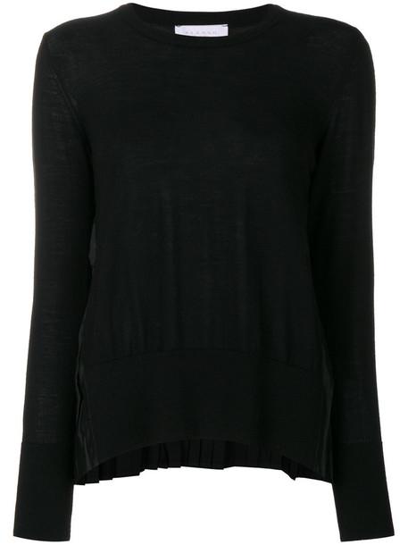 P.A.R.O.S.H. sweater women black wool