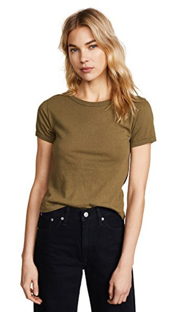 Re/Done classic top