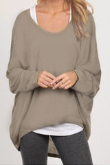 Sirenlondon — off shoulder sweater