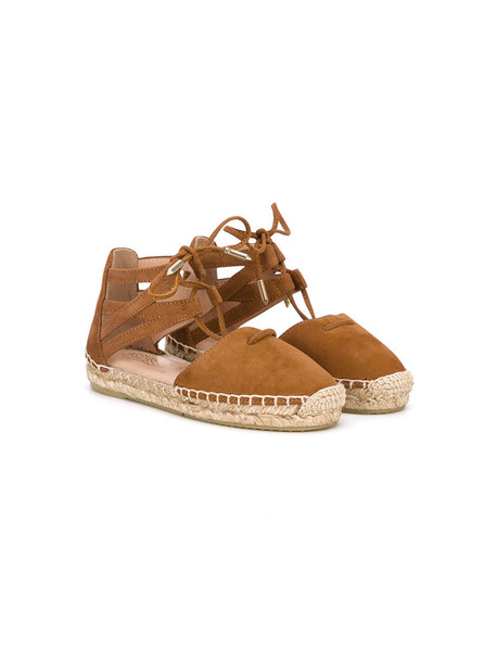 espadrilles lace leather nude suede shoes