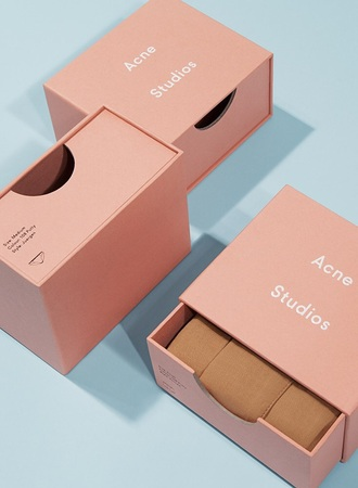 phone cover acne studios aesthetic minimalist baby pink gold