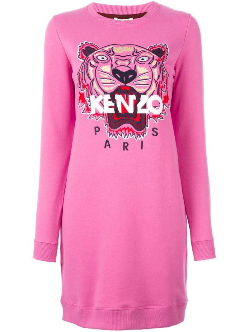 Женская Одежда Kenzo Купить