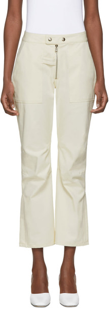 NOMIA beige pants