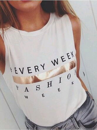 tank top fashion week armhold luxury style hot graphic tee quote on it shirt t-shirt fashion week 2015 top fashion sweater pink hoodie pajamas pastel pink