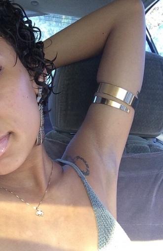 jewels gold arm chain arm chain arm bracelet arm band arm jewelery arm cuff