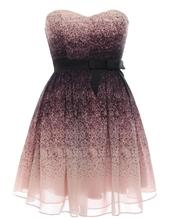 dress,glitter dress,pink dress,prom dress,brown dress,ombre dress,perfect omg,party dress